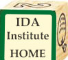 The IDA Institute is the home of the infant toddler developmental assessment, the best practice covering all domains.