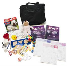 The IDA-2 Full Kit includes everything you need to begin practicing the IDA!