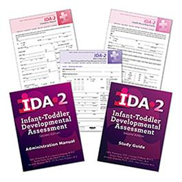 This Kit includes all of the Manuals, Study Guides, and Forms you will need to administer the IDA!